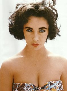 """I'm a survivor - a living example of what people can go through and survive."" Elizabeth Taylor"