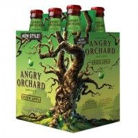 Angry Orchard Green Apple now available nationwide!