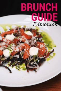 Brunch Guide in Edmonton