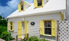 Carissa Cottage (From $2,050 / week)  Elbow Cay and Hope Town, Abaco Bahamas