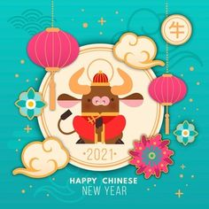 Chinese New Year Poster, Chinese New Year Design, Chinese New Year Greeting, Chinese New Year 2020, New Year Greeting Cards, Happy Chinese New Year, Chinese New Year Background, New Years Background, Asian New Year