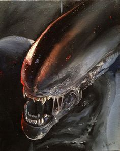 Xenomorph. One of the most memorable alien characters in all of film. Does it surprise you that this was a Disney movie?  Yes, yes it does.  :D