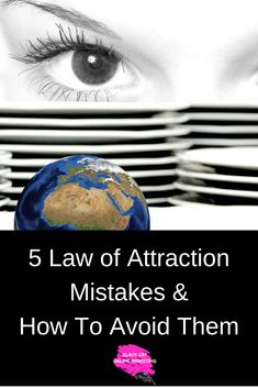 5 Law of Attraction Mistakes and How Avoid Them - Cat Online, Law Of Attraction, Mistakes, Online Marketing, Things To Come, Business, People, Store, Internet Marketing