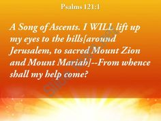psalms 121 1 where does my help come powerpoint church sermon Slide04http://www.slideteam.net