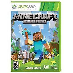 Microsoft  Xbox 360 Minecraft: Xbox 360 Edition