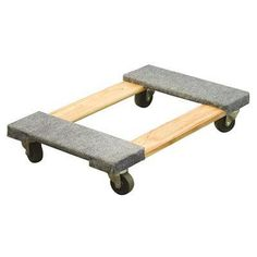 Milwaukee 800 Lbs Capacity Furniture Dolly 33800 The Home Depot In 2020 Furniture Dolly Inexpensive Furniture Furniture