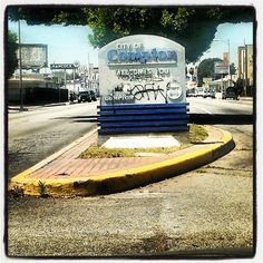 City of Compton in California
