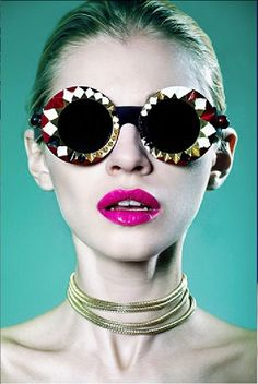 Mercura original sundial sunglasses as featured in Accessories Favorites 2013 #sunglasses #style #fashion