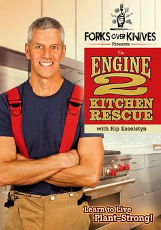 Forks Over Knives Presents: The Engine 2 Kitchen Rescue (2011) Join Rip Esselstyn, former firefighter and author of the national best-selling The Engine 2 Diet, as he guides the White and Wally families through an Engine 2 Kitchen Rescue. Watch Rip teach these families how to take control of their health.