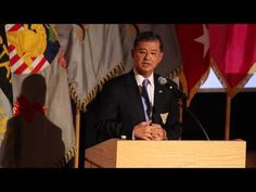 West Point Class of 2015 Oath of Affirmation Ceremony with General Shinseki - video via YouTube.