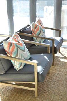 Contemporary Interior Design - Johannesburg Interior Designers - Nowadays Interiors - Wood - Blue - Tranquil Contemporary Interior Design, Decoration, Accent Chairs, Armchair, Eagle, Designers, Interiors, Wood, House