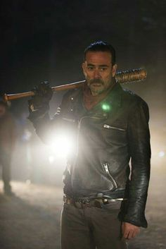 Negan. The season 6 finale had SO much potential. I was literally shaking with anticipation the entire time Negan was talking and then it was gone- no feeling whatsoever. What a fucking let down.