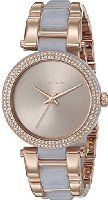 Michael Kors Women's 'Delray' Quartz Stainless Steel Casual Watch (Model: MK4319)