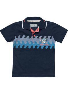 Camisa da Coleção Alto Verão 2015 de Tigor T. Tigre.