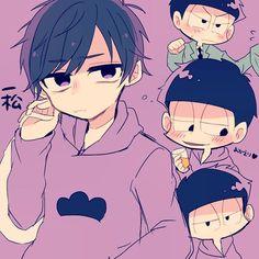 Osomatsu-san- Ichimatsu #Anime「♡」 Vampire Pictures, Hyouka, Ichimatsu, Fairy Makeup, Avatar Couple, Guy Drawing, Hot Anime Guys, Pictures To Draw, Game Character