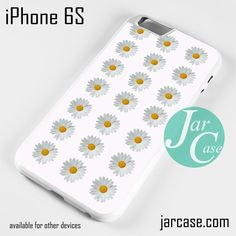 Daisy Flower Phone case for iPhone 6/6S/6 Plus/6S plus