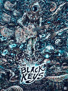 The Black Keys Ottawa Bluesfest Ottawa by Miles Tsang