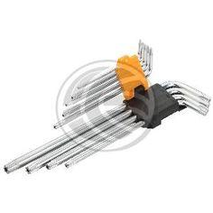 Llave allen torx CrV larga kit 9 unidades de herramientas Tolsen  www.cablematic.es/producto/Llave-allen-torx-CrV-larga-kit-9-unidades-de-herramientas-Tolsen/