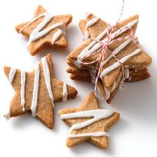 Spiced Star Cookies (Speculaas) Recipe | King Arthur Flour