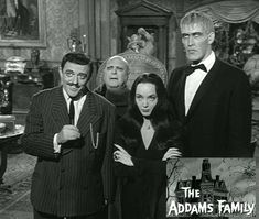 The Addams Family House, Where Every Night is Halloween.  Hooked on Houses