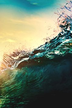 motivationsforlife:  Sunset on the beach by Vitaliy Sokol //...