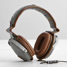 House of Marley Rise Up over ear headphones | oh babies babies, sexy babies! #audio #design #music #headphones