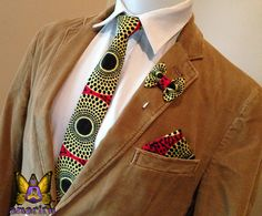 Urban Fashion, Mens Fashion, African Shirts For Men, Style Africain, Floral Bow Tie, African Accessories, Africa Dress, Kitenge, African Print Fashion