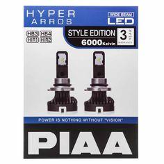 Kjøp på Luminix.no - HB3/HB4/HIR1/HIR2 | PIAA Hyper Arros LED 6000K -   PIAA Hyper Arros 6000K LED er LED-kitet for deg som ønskerøkt lysmengde fra dine pærer, samt det stilige LED-utseendet på bilen. Med en lysstyrke på 2000 lumen pr. pære, får du en fantastisk økning i lysmengde med ditt originale lysbilde.    Hyper Arros 6000K LED er også CANbus-kompatibelt med de medfølgende PCU-kontrollenhetene som hindrer feilkoder, uten å øke strømforbruket slik konvensjonelle motstander gjør… Style, Lily, Velvet, Swag, Outfits