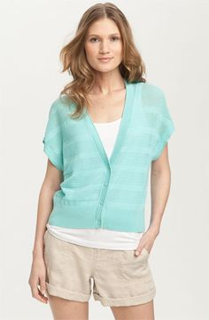 I love this cute cardigan.  If only we had a Nordstrom store in Memphis...