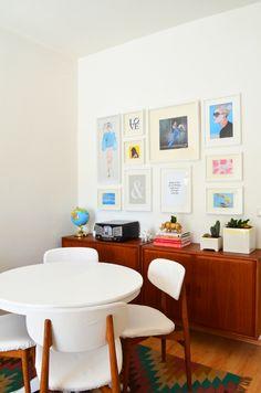 """Make it boho - Einrichtung, DIY und Dekoration: Neue An""""teak""""uitäten im Wohnzimmer"""