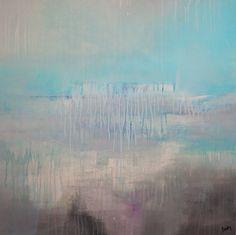 nydelig maleri av ida våg