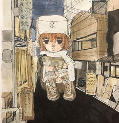 Anime Scenery Wallpaper, Home Wallpaper, Pretty Art, Art Inspo, Sailor, Cool Art, Princess Zelda, Photo And Video, Drawings