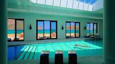 Прекрасный курорт Blue Palace в Греции