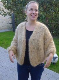 Gratis patroon voor vest in Katia Ingenua (patroon 0229)