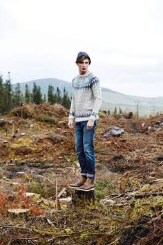 Jumper, Jeans, Beanie and Boots from Penneys