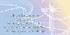 Fie ca Sarbatoarea Sfantului Ilie sa va aduca pace, iubire si fericire in mijlocul familiei si celor care va sunt dragi! Pace, Weather, Chart, Sf, Weather Crafts