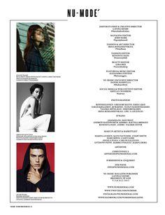 "#ClippedOnIssuu from Nu-Mode´ Magazine # 11 ""The City That Never Sleeps"" NY Edition"