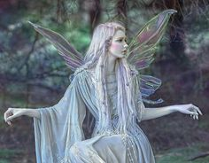 """fancyfairywings: """" It makes me so happy to see @mariaamanda_official modeling the Titania #fairywings In this shoot with @agnieszka_lorek, it's pure magic! ✨💖✨ repost via @instarepost20 from @agnieszka_lorek Do You believe in elves? My another..."""