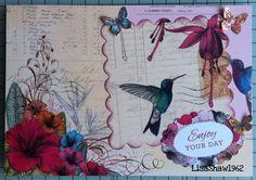 Craftwork Cards: Paradise