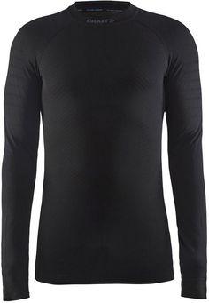 d8c9e561d58 Thermoshirt Heren Active Intensity Zwart Craft S