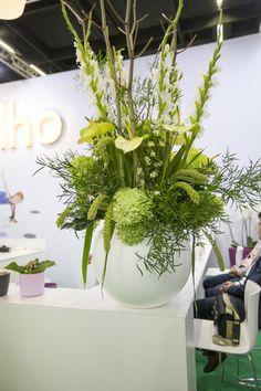 flower pot Ball by Elho - Spoga+Gafa - Cologne Germany