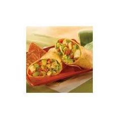 Salsa Verde Chicken Wraps Allrecipes.com