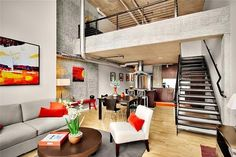 Modern Lofts in Seattle 7