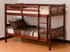 Stork Craft Caribou Bunk Bed | Walmart.ca
