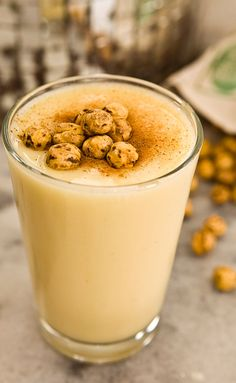 In Istanbul! And with big fluffy flakes drifting down outside our window, now seems the perfect time to tell you about boza. Thought to have been invented in the century or thereabouts by central Asian Turks, boza. Middle East Food, Middle Eastern Recipes, Food N, Food And Drink, Great Recipes, Vegan Recipes, Cooking Recipes, Istanbul, Vegan Books