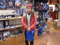 【大阪店】2014.12.07 NFLキャップをご購入頂きありがとうございます!!また、メジャーやフットボールの話しましょうね(・ω<)