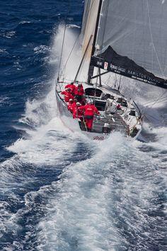 Rolex Sydney Hobart Yacht Race 2012    XI, WILD OATS XI, Sail No: AUS 10001…
