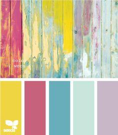 color warn!baby room colors