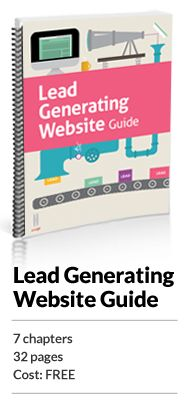 The Lead Generating Website Guide | Hinge