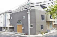 Hiroyuki Shinozaki Architects designed the 'House Y' in Tokyo, Japan. http://en.51arch.com/2013/12/a1018-house-y/